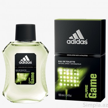 Adidas Kişi Ətiri (EDT) Pure Game 100 ml