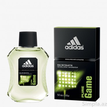 Adidas Kişi Ətiri (EDT) Pure Game 50 ml
