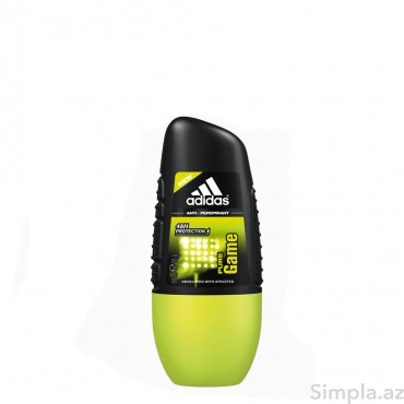 Adidas Roll-On Pure Game 50 ml (Kişi)