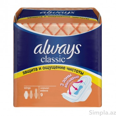 Always Klassik Normal 9 əd