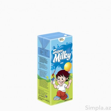 Super Milky Süd 200 ml  3,2%
