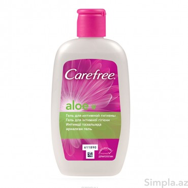 Carefree İntim Geli Aloe 200 ml