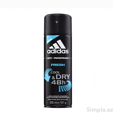 Adidas Dezodorant Cool&Dry Fresh 150 ml (Kişi)
