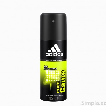 Adidas Dezodorant Pure Game 150 ml (Kişi)