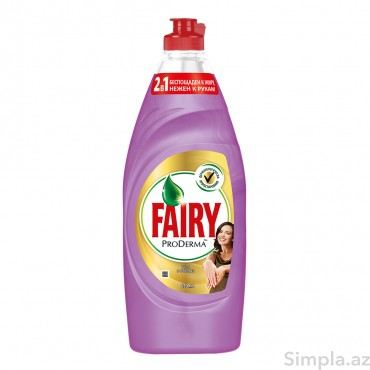 Fairy Qab Y/M İpək-Orxideya 650 ml