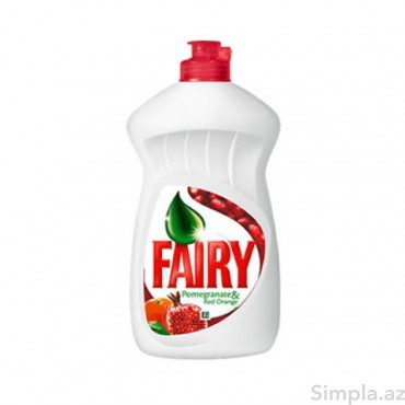 Fairy Qab Y/Maye Nar 450ml