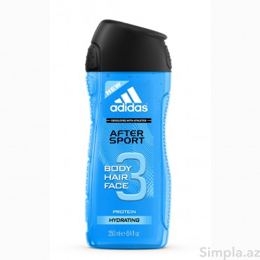 Adidas Duş Geli After Sport 250 ml (Kişi)