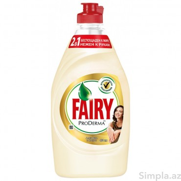 Fairy Qab Y/Maye Aloe-Kokos 450ml