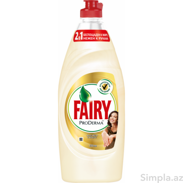 Fairy Qab Y/Maye Aloe-Kokos 650 ml