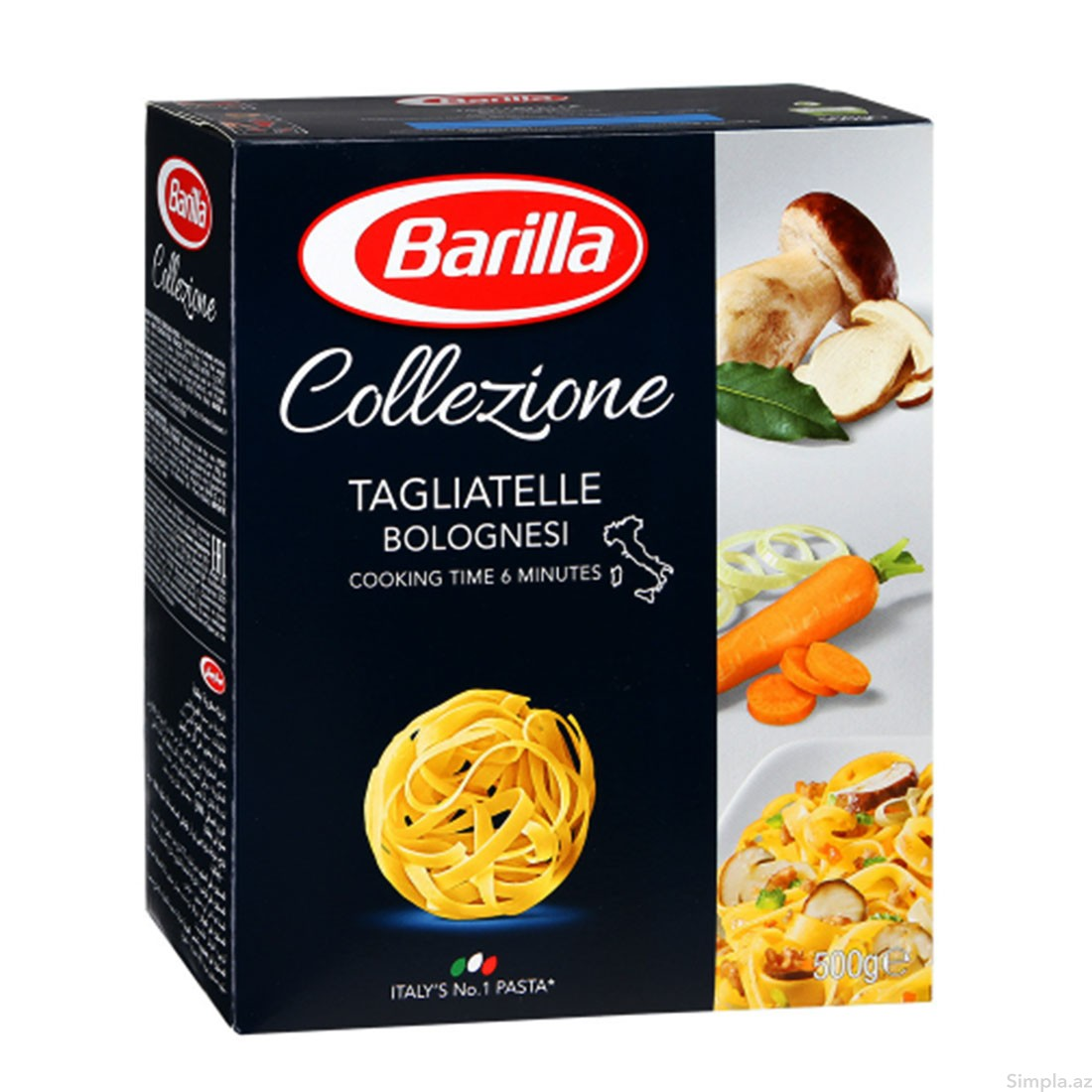 barilla integrated italian pasta manufacturer essay Barilla holding company profile barilla holding spa in packaged food 38 pages shift from tomato sauces to pasta sauces to benefit barilla.