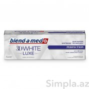 Blend-a-med 3D White Luxe Зубная паста Совершенство 75 мл